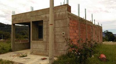 Vendo Casa En Obra Negra En Chinacota
