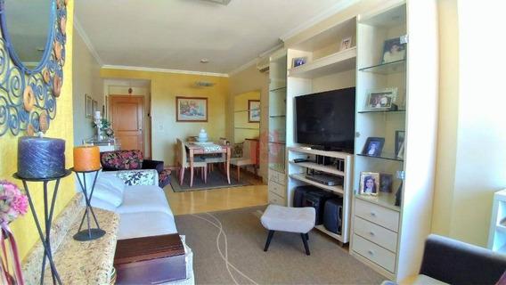 Apartamento De 3 Dormitórios, 1 Suíte, 2 Vagas De Garagem No Bairro Menino Deus - Ap2361