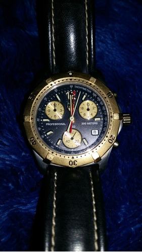 Relógio Tag Heuer Ck 1120 Impecável