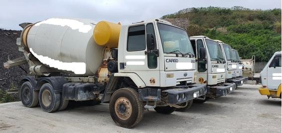 Ford Cargo 2622 Ano 2009 C/betoneira Liebherr $129990,00