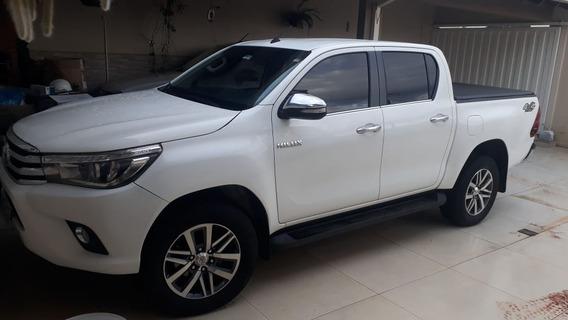 Toyota Hilux Srx Cabine Dupla Com