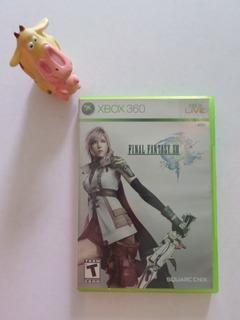 Final Fantasy 13 Xbox 360 Garantizado