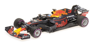 Red Bull Rb14 Winner Monaco Gp 2018 1:18 Minichamps Ricciard