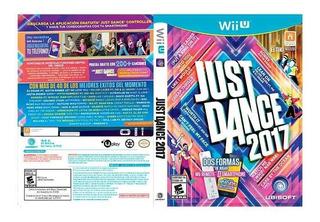 Juego Just Dance 2017 Wiiu Nuevo Sellado