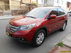 Honda Cr-v Exl-c-at
