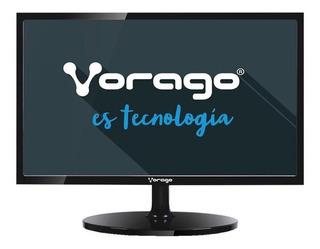 """Monitor Vorago LED-W21-300 21.5"""" negro 110V/220V"""