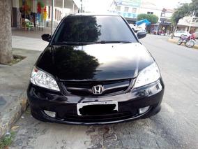 Honda, Civic Lx, 1.7, 2005. Completo.