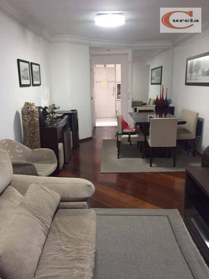Apartamento Com 3 Dormitórios À Venda, 90 M² Por R$ 670.000 - São Judas - São Paulo/sp - Ap5127