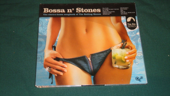 Bossa N`stones - The Electro Bossa Of Rollig Stone- Cd