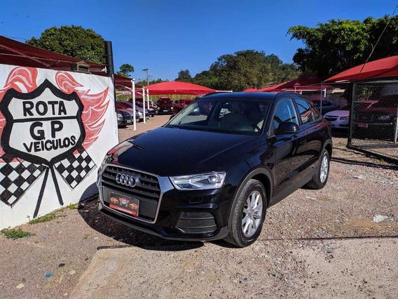 Audi Q3 Tfsi Flex Turbo 2017!