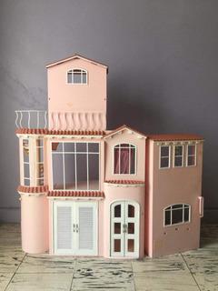 Mansión Barbie
