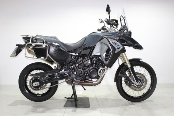 Bmw F 800 Gs Adventure 2017 Cinza