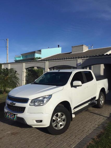 Chevrolet S10 2.5 Lt Cab. Dupla 4x2 Flex 4p 2015