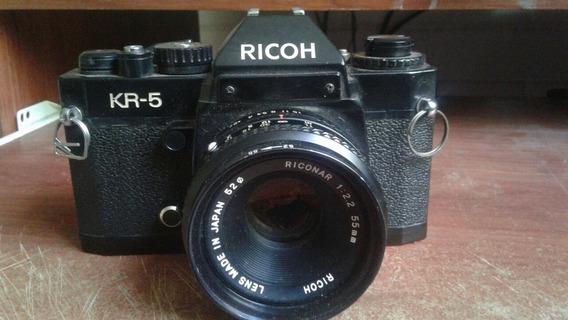 Câmera Fotográfica Ricoh Kr-5