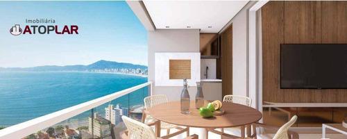 Apartamento À Venda, 116 M² Por R$ 1.175.000,00 - Centro - Itapema/sc - Ap1545
