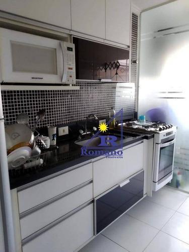 Apartamento Com 2 Dormitórios À Venda, 63 M² Por R$ 487.000,00 - Mooca - São Paulo/sp - Ap4312