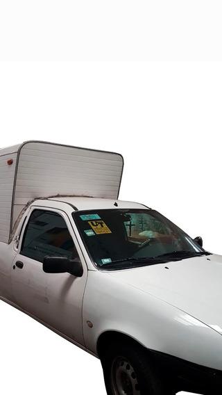 Ford Courier 2004 Con Caseta