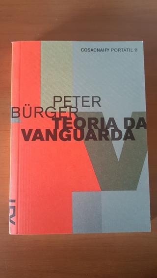 Teoria Da Vanguarda - Peter Burger | Cosac Naify