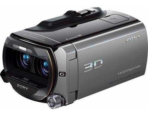 Filmadora Sony 3d Hdr - Sony