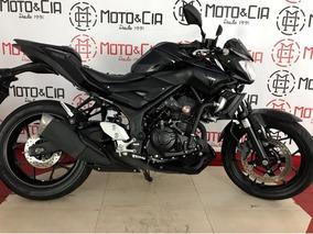 Yamaha Mt 03 321cc 2017 2018 Preto