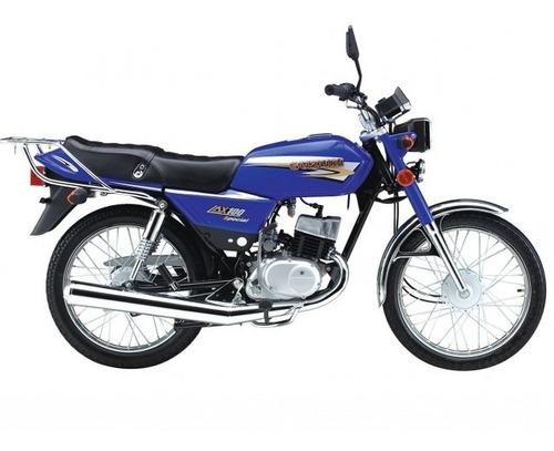 Imagen 1 de 3 de Suzuki Ax100  - Suzuki Pilar  Gf