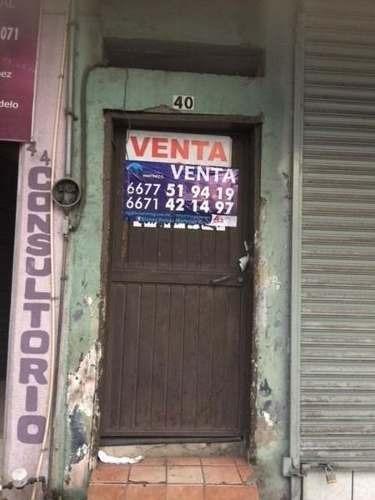Terreno Comercial En Venta Col. Centro Culiacán, Sin. $1