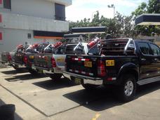 Alquiler De Camionetas 4x4 Toyota Hilux Atendemos Flotas