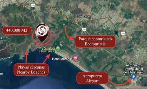 Imagen 1 de 5 de Terreno Con Vista A La Bahía,  Uso De Suelo Turístico - Resi