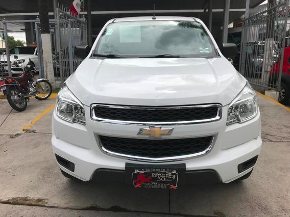 Chevrolet S10 Crew Cab 2016