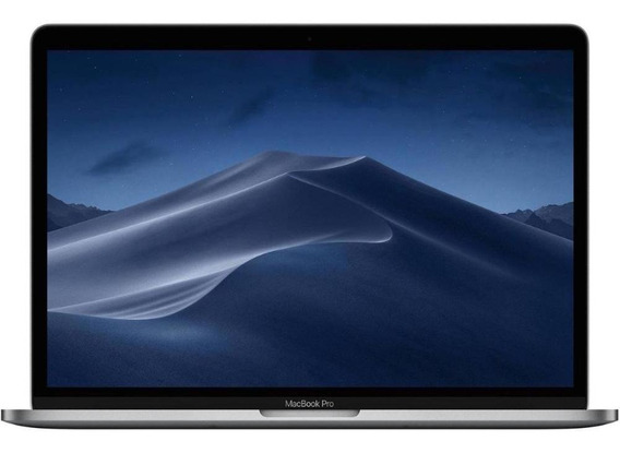 Macbook Pro Touchbar 13 128gb 2019 - Spacegray - Muhn2ll/a
