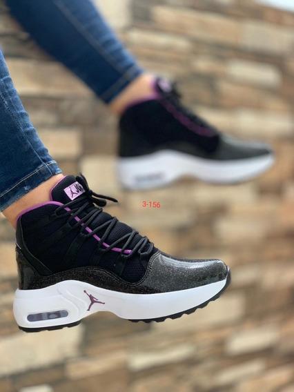 Botas Jordan Para Damas