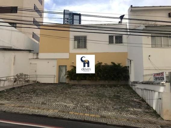 Casa 4/4 Aluguel Comercial R$ 7.500,00 Na Regiao Da Graca - Cs00472 - 34439406