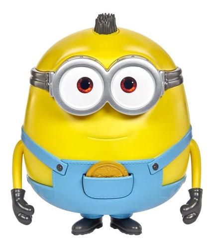 Brinquedo Boneco Minion Meu Amigo Falante Mattel Otto Gmf27