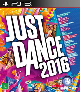 Just Dance® 2016 (ps3)