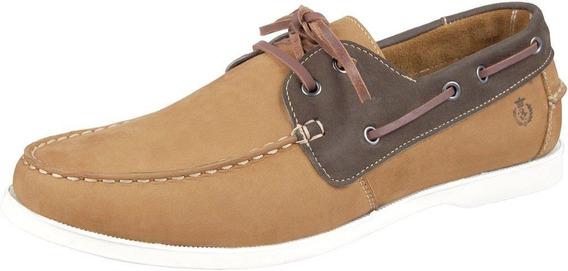 Dockside Masculino Tamanho Especial Confort Shoes Grand