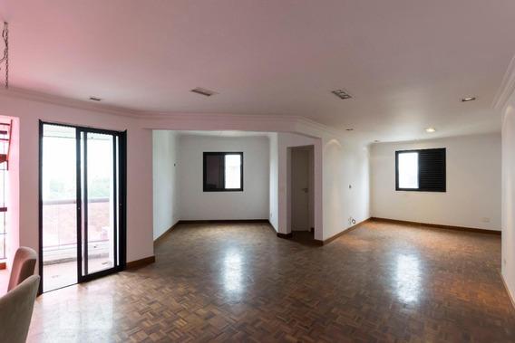 Apartamento Para Aluguel - Vila Mariana, 3 Quartos, 167 - 893018623
