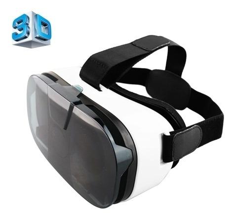 Audifono Vr Lente Video 3d Realidad Virtual Fiit