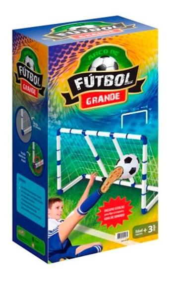 Arco De Futbol 180 X 120 X 65cm 01-0197 Envio Full