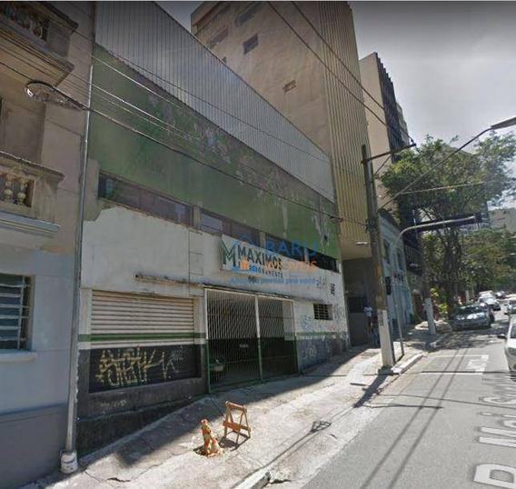 Terreno Para Alugar, 800 M² Por R$ 65.000/mês - Vila Buarque - São Paulo/sp - Te1475