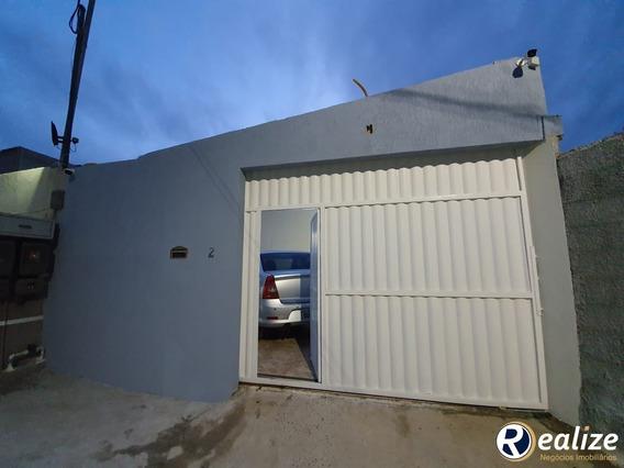 Casa 03 Quartos || Quintal || Bairro Santa Mônica || Ótima Localização - Ca00089 - 34713041