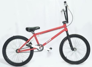 Bicicleta Bmx Freestyle Fad Junior 20