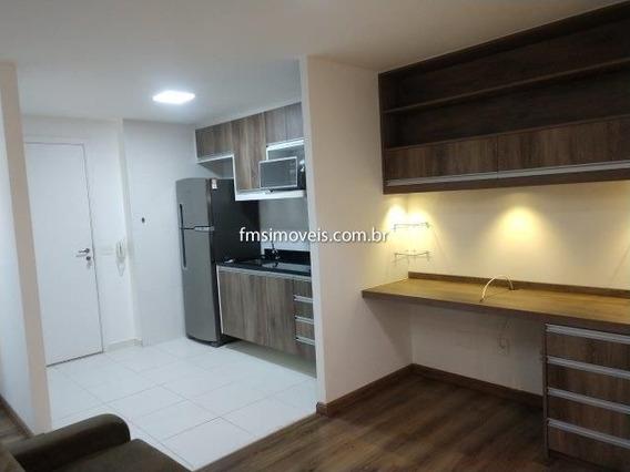 Kitchenette Para Para Alugar Com 1 Quarto 1 Sala 38 M2 No Bairro Bela Vista, São Paulo - Sp - Ap284776mk