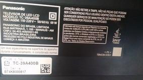 Placa Da Fonte Tv Panasonic Tc-39a400