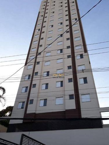 Imagem 1 de 25 de Apartamento Com 2 Dormitórios À Venda, 53 M² Por R$ 270.000,00 - Vila São Ricardo - Guarulhos/sp - Ap0954