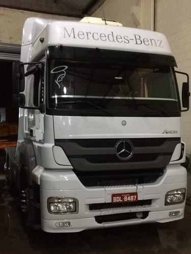 Imagem 1 de 15 de Mercedes  Axor 2644