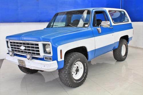 Imagen 1 de 13 de Chevrolet Blazer 1976