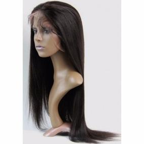Peruca Full Lace 60cm 100% Natural Cabelo Humano Jachair