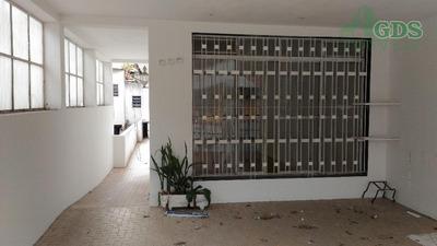 Casa Comercial Para Locação, Vila Jaguara, São Paulo. - Codigo: Ca0568 - Ca0568