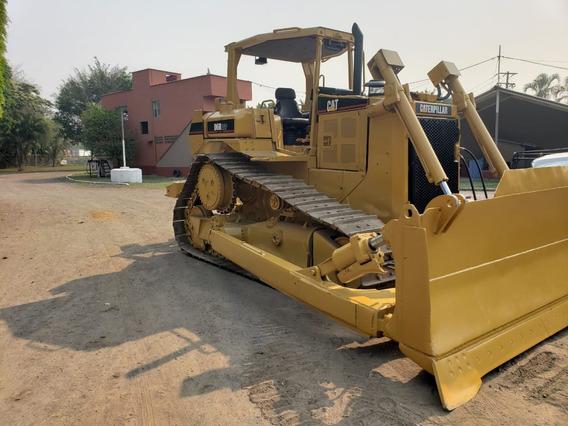 Tractor Bulldozer Caterpillar D6r Lgp 2003