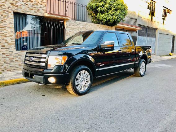 Ford Lobo 3.5 Platinum Cabina Doble 4x4 Mt 2012